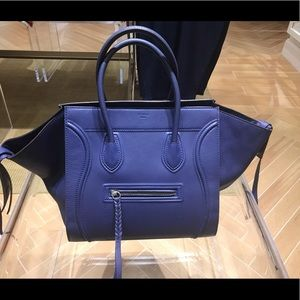 Céline large tote bag
